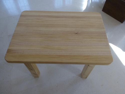 Strange Small Wooden Table 2 Stools Low Wooden Shelf Customarchery Wood Chair Design Ideas Customarcherynet